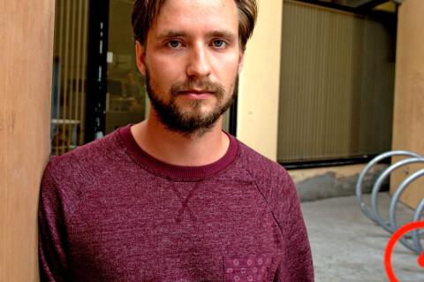 Posttyven endret adressen til Anders (24) i Folkeregisteret