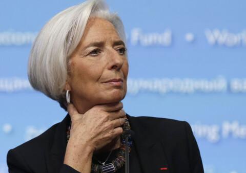 IMF-sjefen siktet for korrupsjon