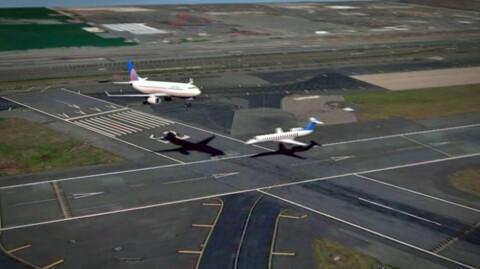 FAA: Alarmerende �kning i antall nestenkollisjoner i lufta