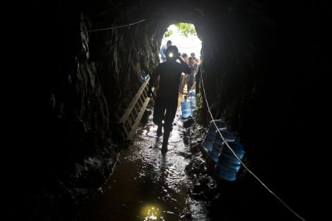24 innesperret i gruve i Nicaragua