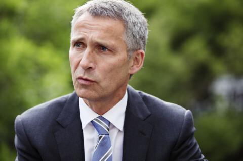 Stoltenberg stanset Kina-avtale