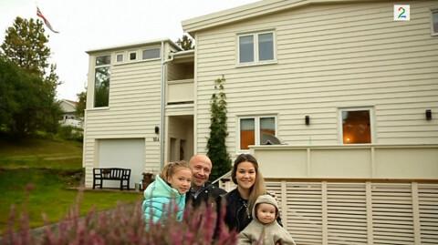 Fra SS-kvarter til Norges vakreste hjem