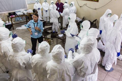 Sierra Leone avslutter ebola-portforbud ? fant minst 90 d�de