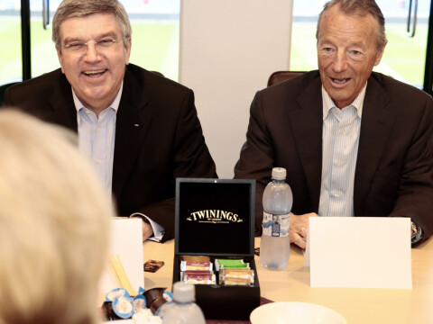 IOC-presidenten ser behov for endringer