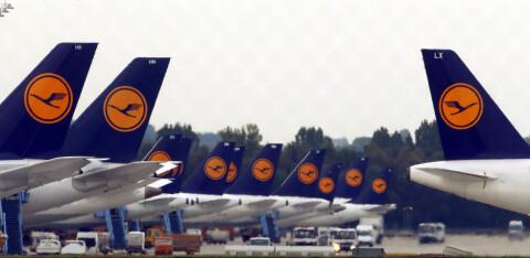 Lufthansa varsler storstreik