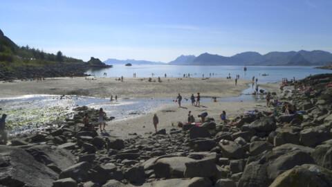 Nord-Norge k�ret til et av verdens ti beste reisem�l