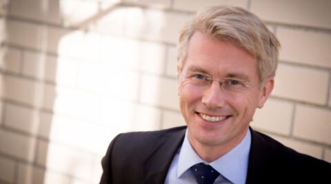 Olav Sandnes blir ny TV 2-sjef