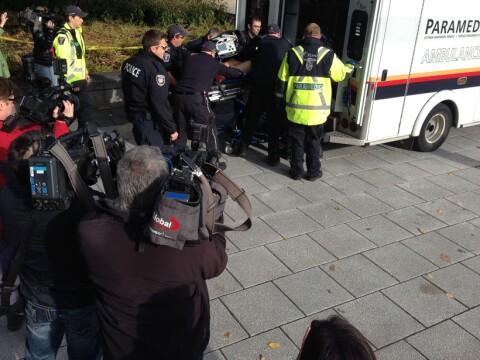 Reuters: Konvertitt mistenkt etter skytedramaet
