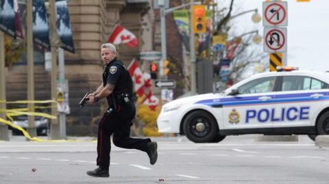 Statsministeren i Canada: ? Vi er ikke immune mot terror