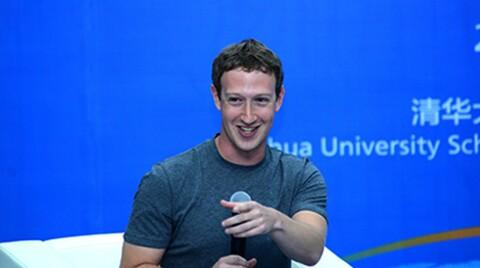 Zuckerberg imponerte p� kinesisk