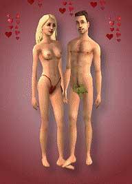 Bestemor lager nakne Sims - Side3
