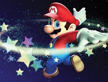 nuevo  video de super mario galaxy