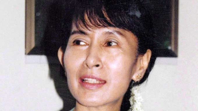 Aung San Suu Kyi. thumbnail