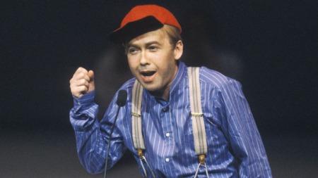 Husker Dag Frøland som mannen med de blå skjegg! thumbnail