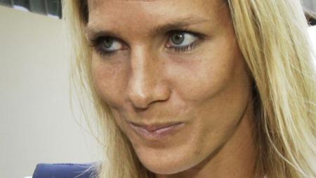 Gro Hammerseng, lei av spekulasjonene rundt kjærestelivet, er lesbe! thumbnail