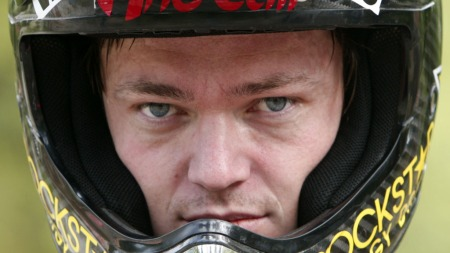 Ailo Mikkelsen Gaup fantastisk på tohjulinger! thumbnail