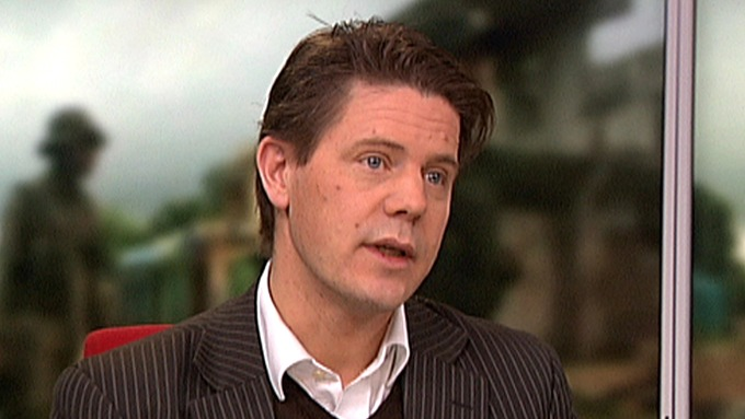 SKUFFET: Bernt G. Apeland i Unicef Norge vil ha Norge med på den nye tilleggsprotokollen.