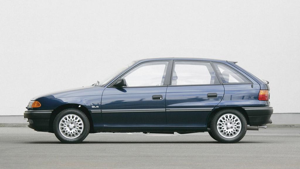 Opel Astra (1991-1997)
