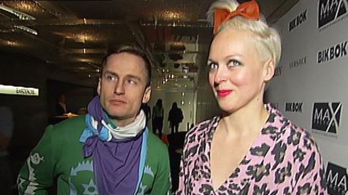 Daniel Franck var lykkelig med sin Mariann Thomassen, men kanskje ikke nå lenger? thumbnail