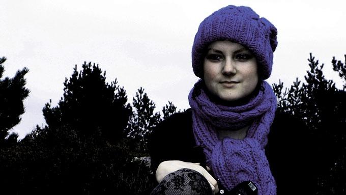 Regine Stokke, blogg og nå bok! thumbnail