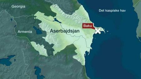 aserbajdsjan kart Pernille Pettersbakken   Prosjekt!! aserbajdsjan kart