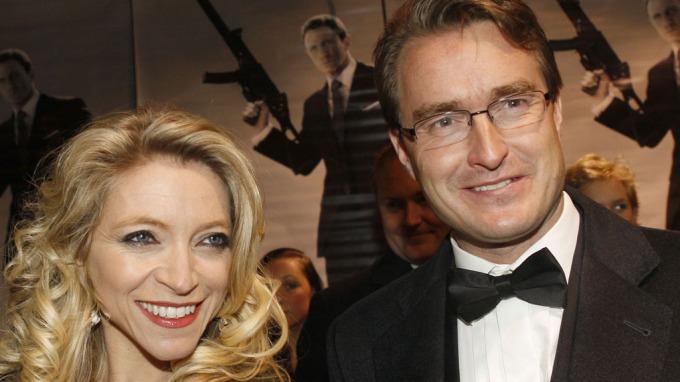 Trude Mostue og Cato Sælid venter barn, gledelig nyhet! thumbnail