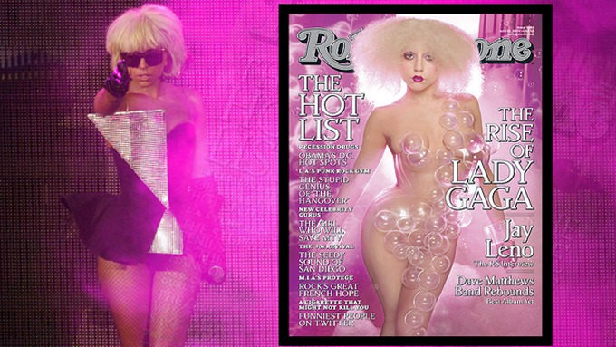 Lady Gaga har neppe utovertiss! thumbnail