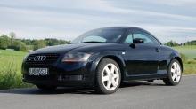 Audi TT bruktbiltest