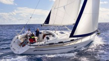 Fire flotte feriebåter