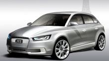 Nå kommer Audi A1