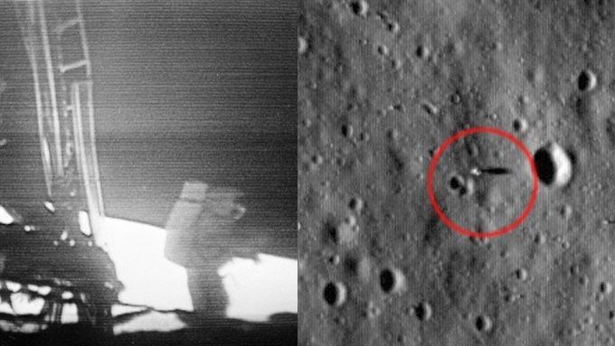 40 år siden Neil Armstrong's berømte skritt på månen. thumbnail