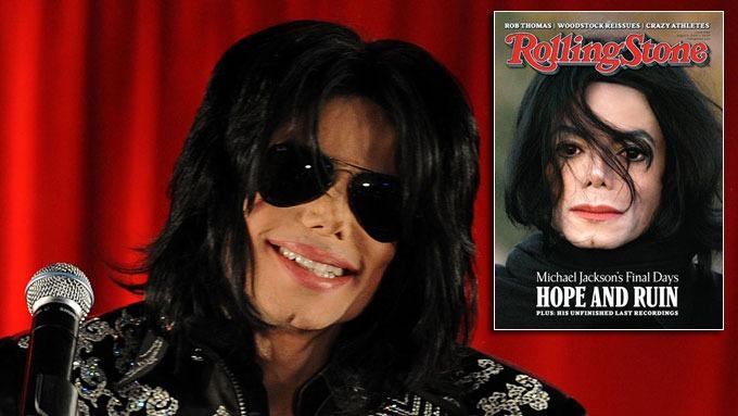 Michaels nese var et hullete og grusomt syn. thumbnail