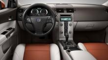 Forsiktige endringer i C30-interiøret i anledning faceliften.