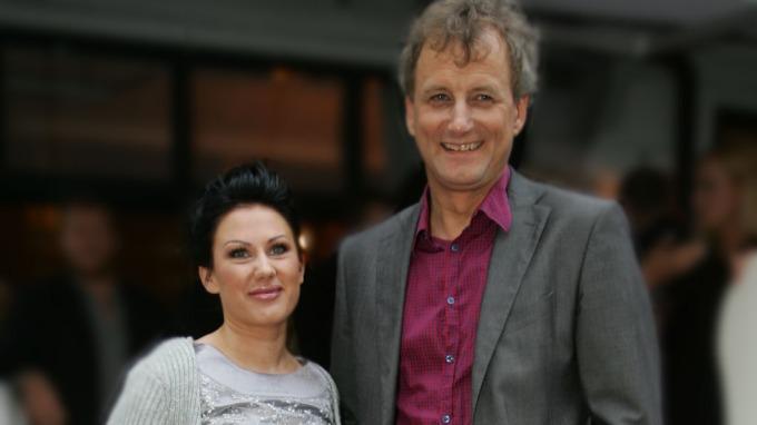 Frithjof Wilborn og Tina Thompson venter barn sammen, håper alt går godt! thumbnail