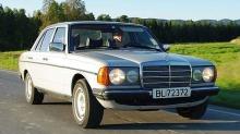 1977 Mercedes-Benz 230