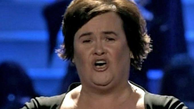 Fantastiske Susan Boyle er verdens største artist, velfortjent! thumbnail