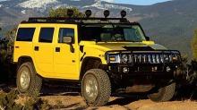 Gjør et kupp på gul bruktbil
