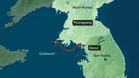 Å ha sex år sør korea