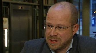 AvdelingsdirektørKarl Erik Sjøholt i UDI.