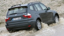 Gjør et import-kupp på BMW X3