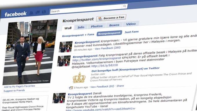 Krompen ga sin fru kred på Facebook(på kvinnedagen)! thumbnail