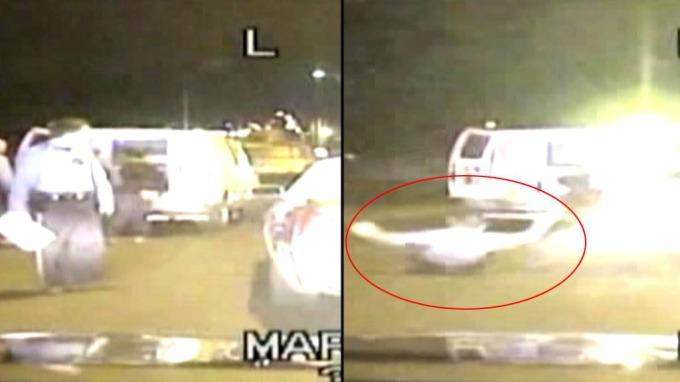 Når to fyllefanter ferdes i trafikken kan lett liv gå tapt…… thumbnail