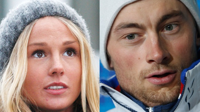 Petter Northug har da funnet seg en lekker kjæreste! thumbnail