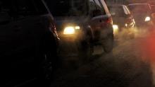 Manglet lys på bilen - brukte lommelykt