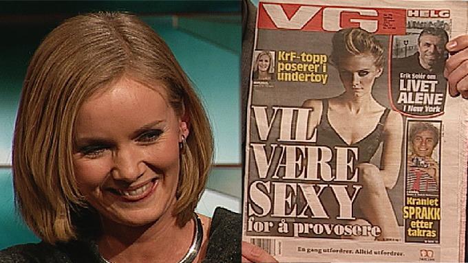 Har KrF-nestleder Inger Lise Hansen sluppet sex-trollet løs i politikken! thumbnail