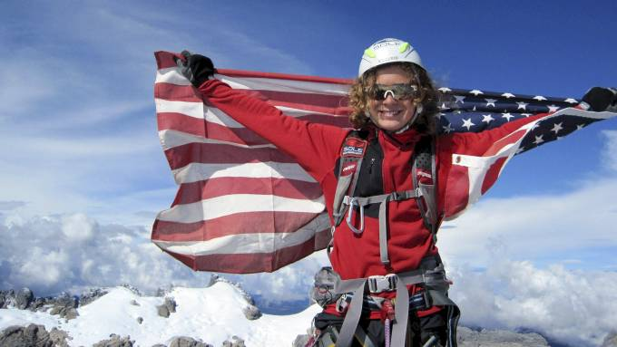 13 år gamle Jordan Romero har besteget Mount Everest! thumbnail