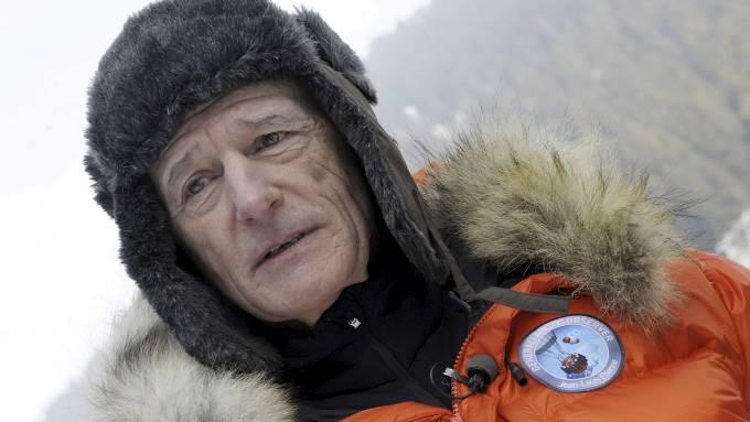 Spennende eventyr på Jean-Louis Etienne, krysset Arktis i luftballong! thumbnail