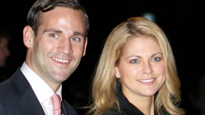 Prinsesse Madeleine og meget kåte Jonas Bergström møttes igjen! thumbnail