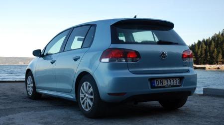 VW Golf - suverent på topp som Norges mest solgte bilmodell.
