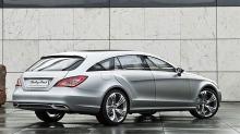 Offisielt: Mercedes CLS Shooting Brake kommer i 2012